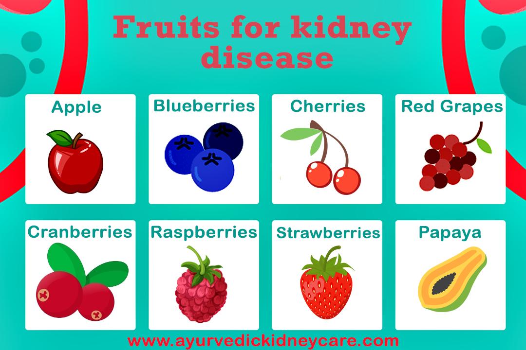 Fruits for Kidney Disease, Ayurvedic Kidney Care