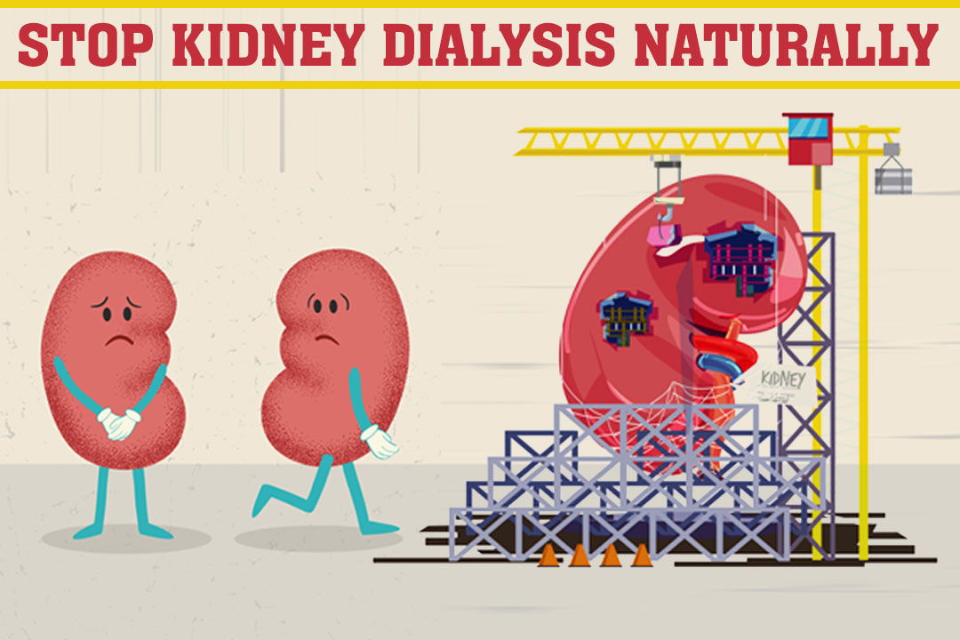 Stop Kidney Dialysis Naturally